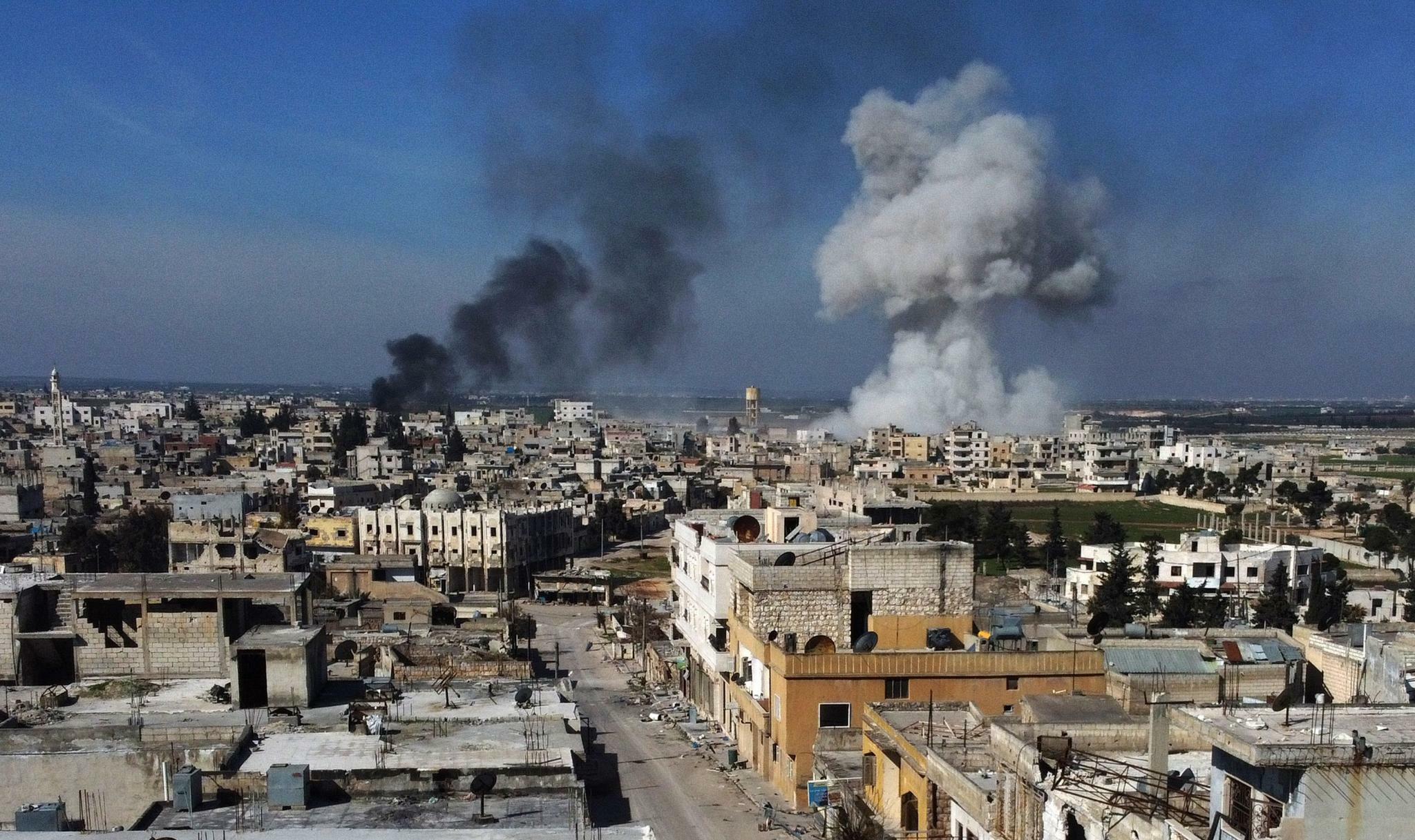 Турция не оставляет Асаду и РФ шансов: эта ночь покажет, смогут ли сирийцы защитить свою страну с севера