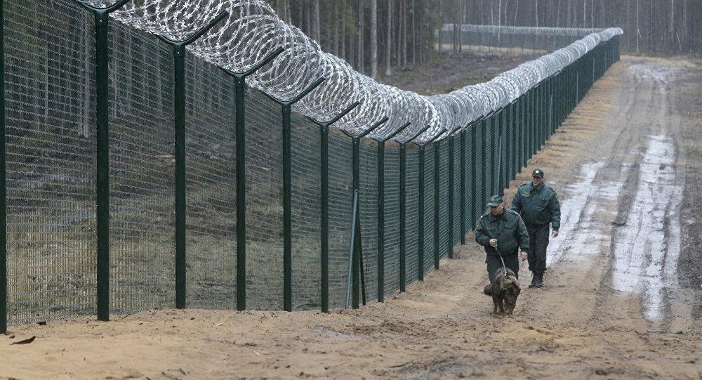 Эстония готова потратить почти 200 миллионов евро на укрепление границы с Российской Федерацией