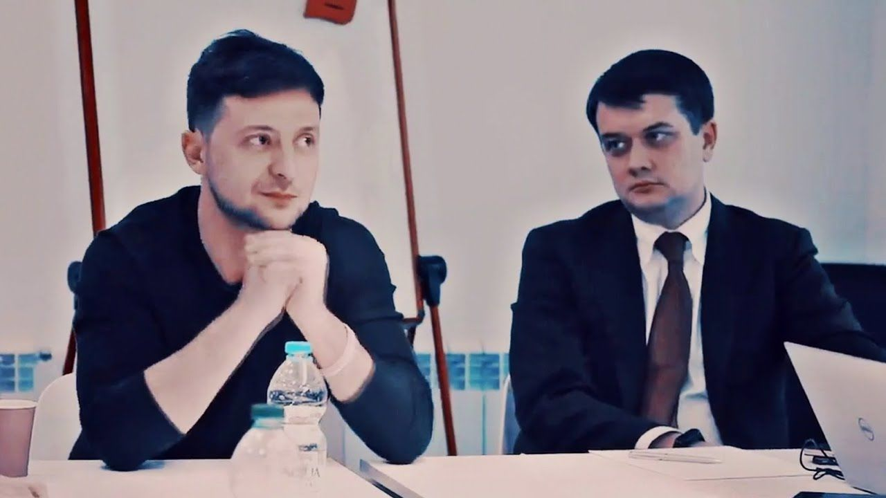 Зеленский против Разумкова: опрос показал, кто победит в президентской гонке