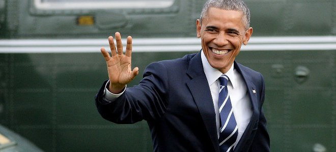 Барак Обама прибыл в Европу, чтобы подписать историческое соглашение и решить конфликт в Украине