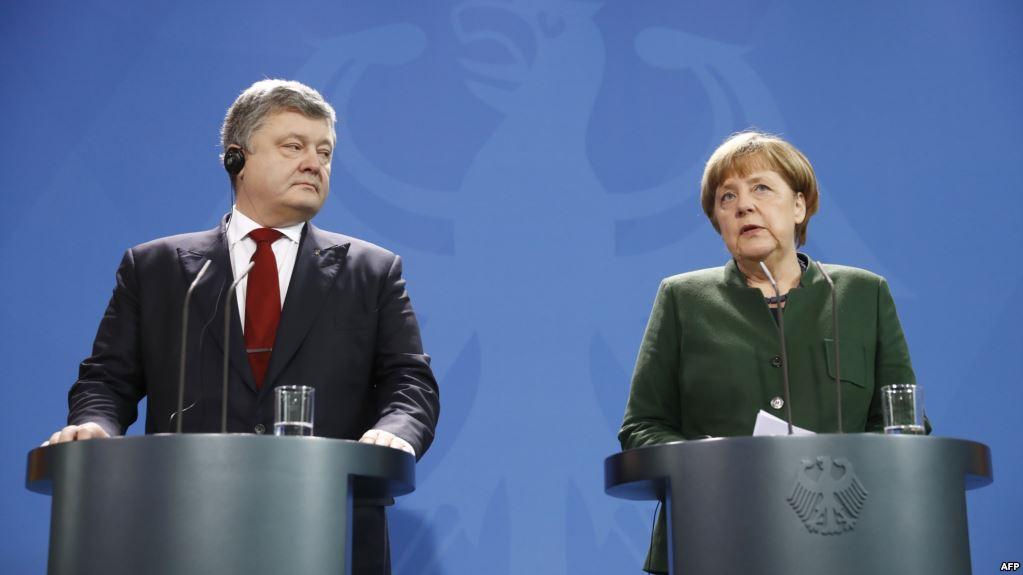 """Меркель: """"""""Выборы"""" на территории ОРДЛО не соответствуют минским договоренностям"""""""