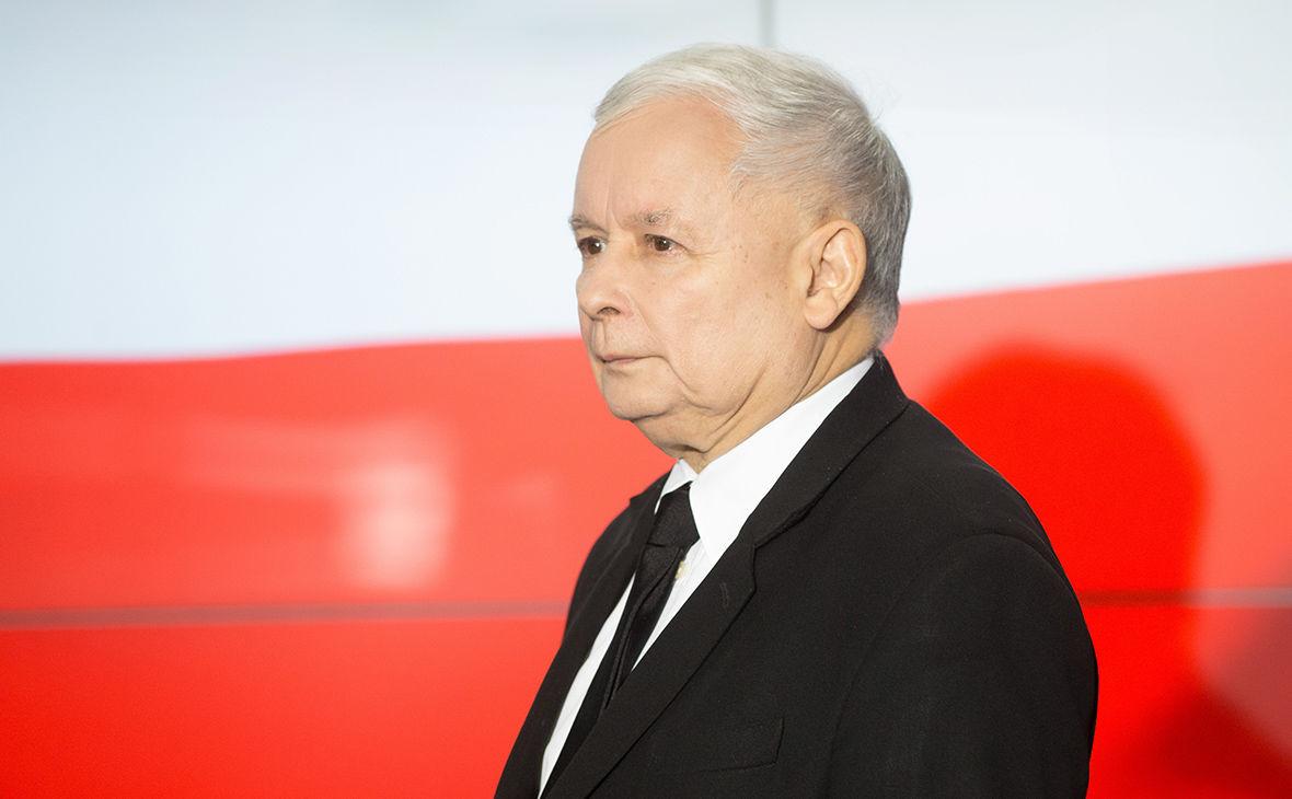 Качиньский заявил о масштабной кибератаке России на министров и депутатов Польши