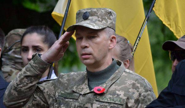 Порошенко сменил командующего ООС: стало известно, кто заменит Наева