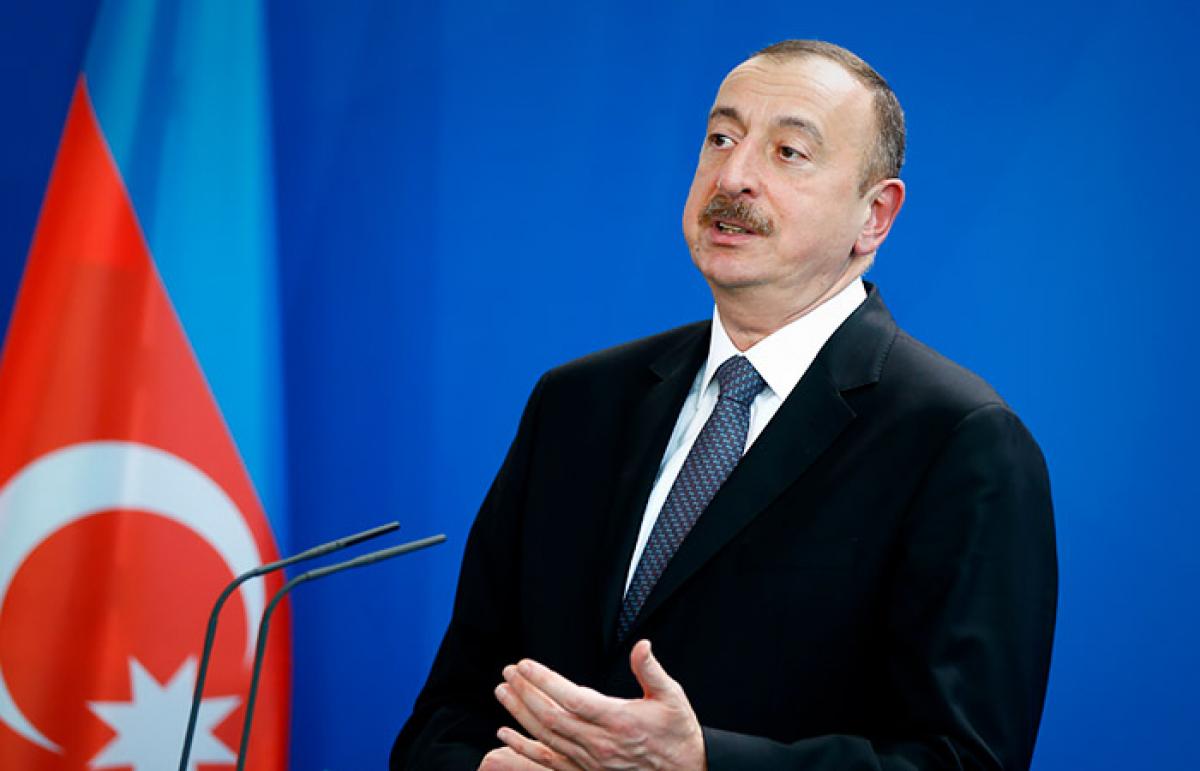 """Алиев заявил, что Армения должна смириться: """"Нагорный Карабах наш, мы идем до конца"""""""