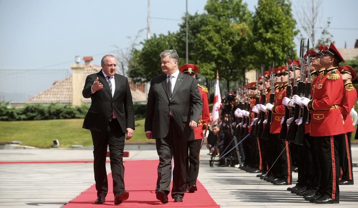 Кремлю это не понравится - Порошенко в Грузии сделал важное заявление