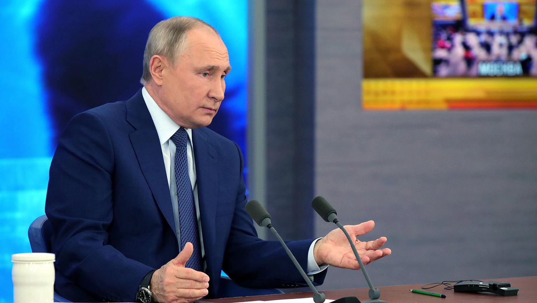 """""""Чушь уровня сапоги всмятку"""", - Путин сделал новое заявление о """"Северном потоке - 2"""" и Украине"""
