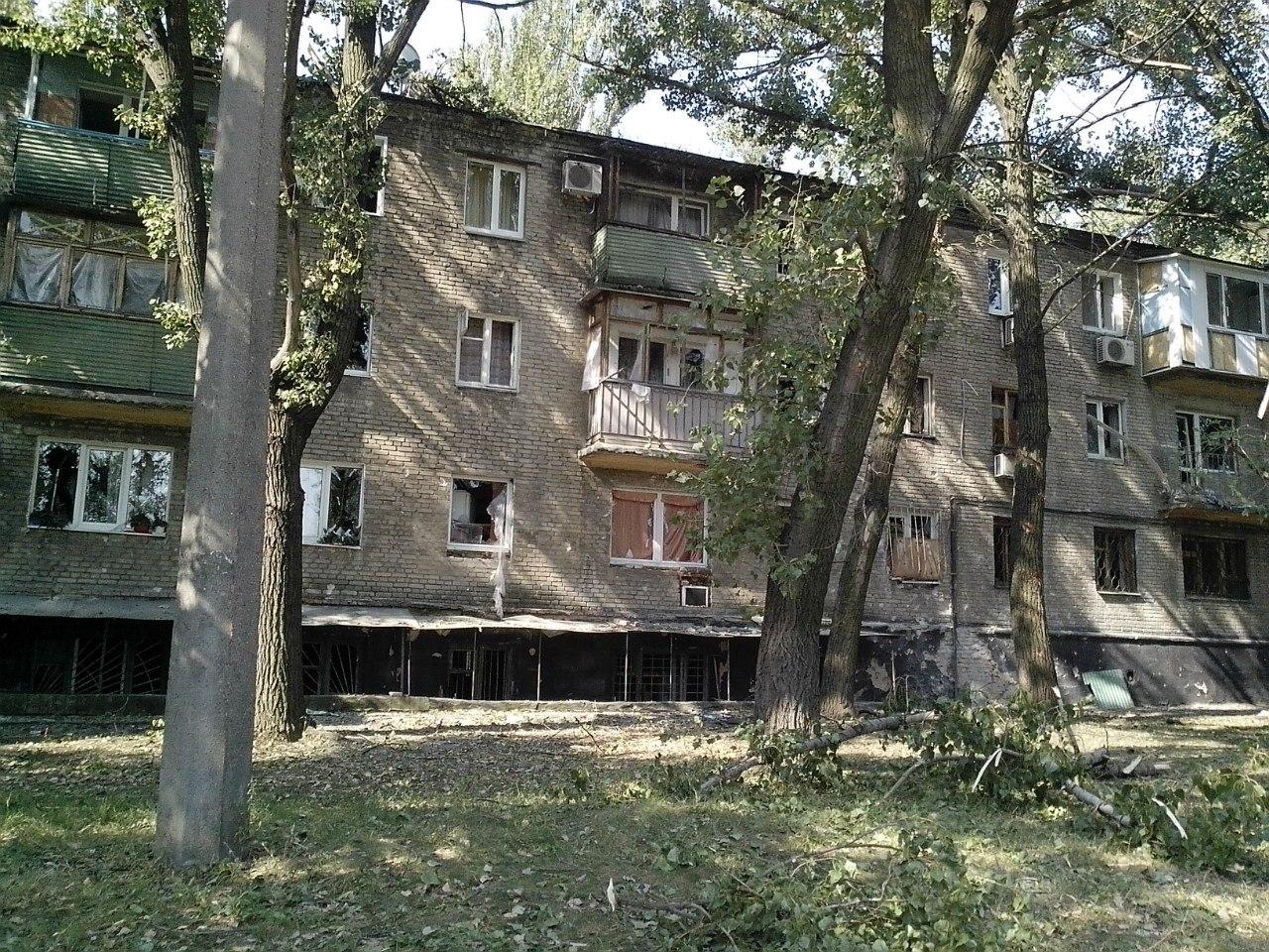 Донецк: Очередная бессонная ночь и тревожное утро