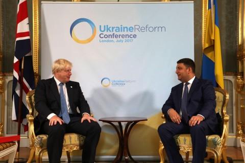 Надежный союзник в борьбе против России: Британия дала слово предоставить Украине военную помощь для освобождения Донбасса