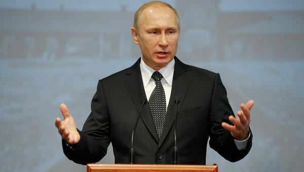 Вице-канцлер Германии: Ответственность за события в Донбассе несут Путин и РФ