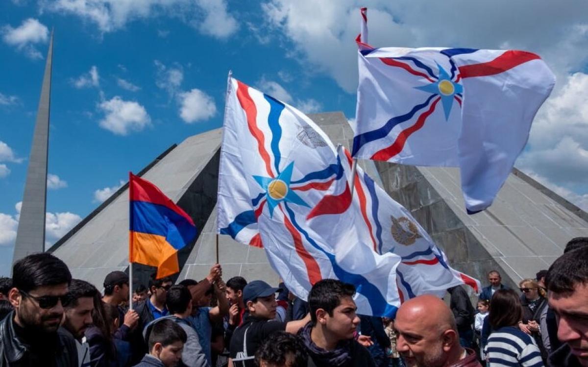 """Война в Карабахе: 120 ассирийцев будут сражаться на стороне Армении и т. н.""""Арцаха"""""""