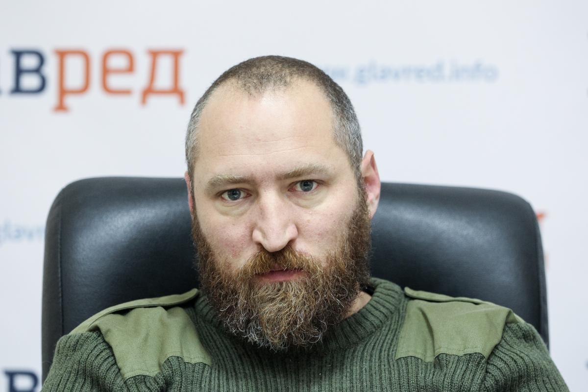 """Гай раскрыл неприятную правду о """"перемирии"""" на Донбассе и штабе ООС"""