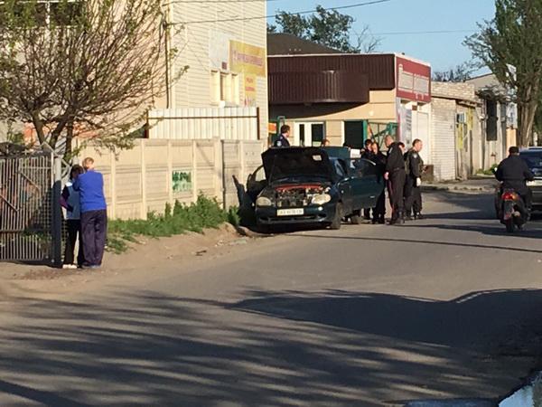 Геническ чудом смог избежать теракта: найдено авто с заложенной взрывчаткой