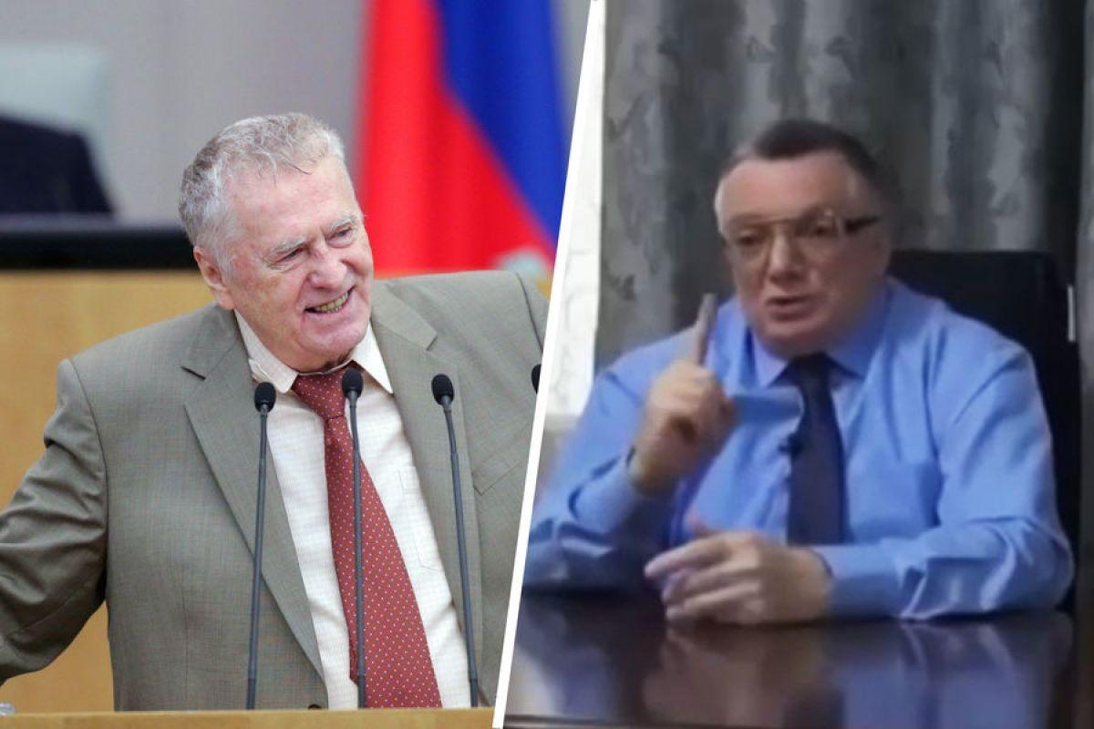 Из-за слов Жириновского разгорелся политический скандал между Россией и Азербайджаном