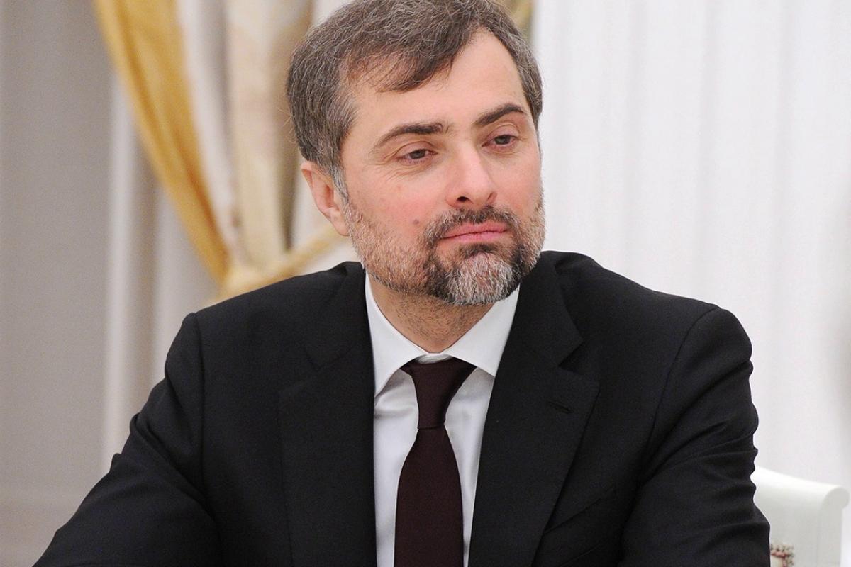 """СМИ: Москва возвращается к """"стратегии Суркова"""" по Донбассу, план Козака полностью провален"""