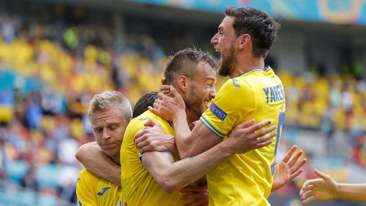После выхода Украины в плей-офф букмекеры оценили шансы украинцев на победу на Евро-2020