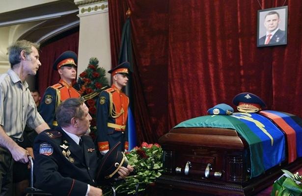 """""""У выживших соратников Захараста есть уверенность, что это именно его рук дело"""", - аналитик о заказчиках убийства Захарченко"""