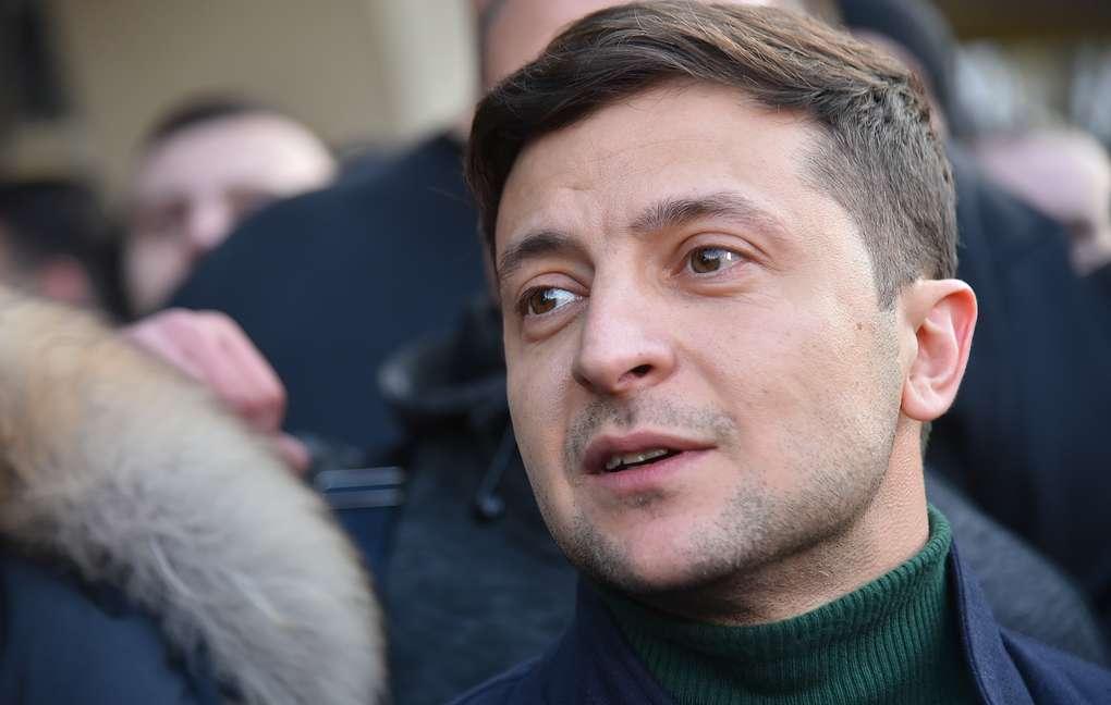 Украина, политика, выборы, зеленский, кандидат, гандзюк, смерть, покушение, пиар