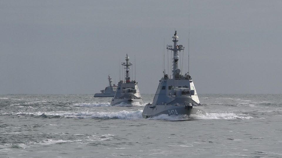 Агрессору не поздоровится: ВМС Украины провели мощные учения в Черном и Азовском морях - захватывающие кадры