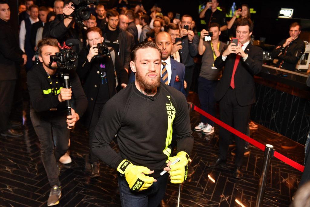 новости, Украина, Киев, UFC, боец, Конор МакГрегор, видео, фото, Усик, Ломаченко
