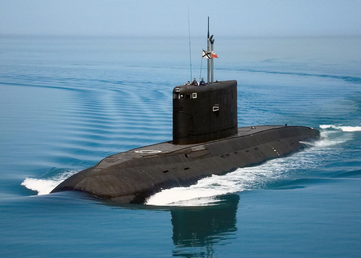 Российская наглость во всей красе: Национальные вооруженные силы Латвии обнаружили подводные лодки РФ у своих берегов