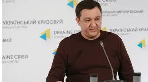 Тымчук: около Свердловска и Горловки боевики наращивают силы
