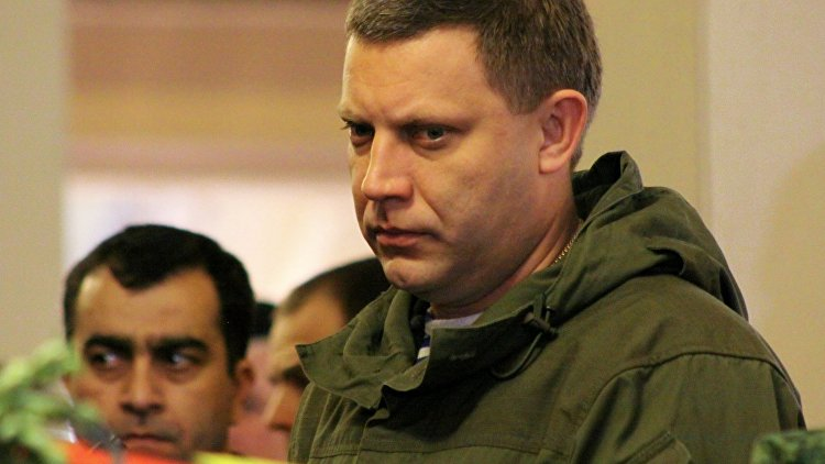 """""""Никакого ранения Захарченко не было..."""" - в Сети рассказали, зачем главаря """"ДНР"""" срочно вызывали в Москву"""