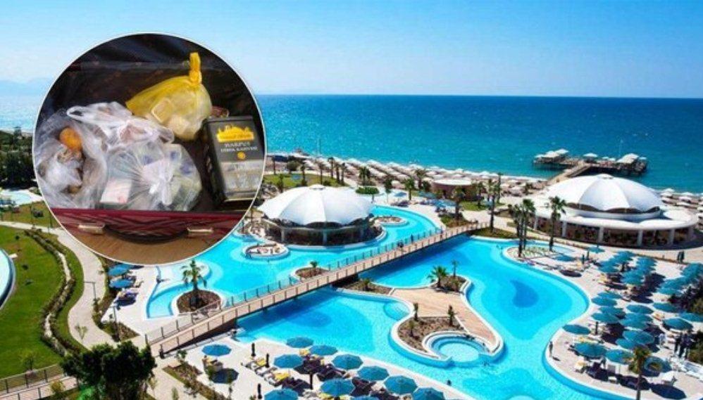 россия, туристы, турция, конфуз, курьез, скандал, отель, еда