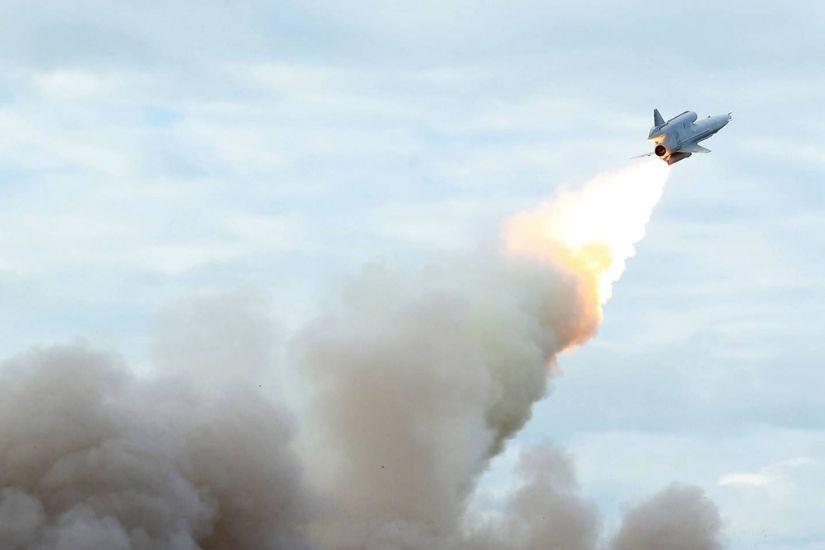 Отбивали массированный воздушный удар: разведка Украины провела масштабные учения с ракетчиками