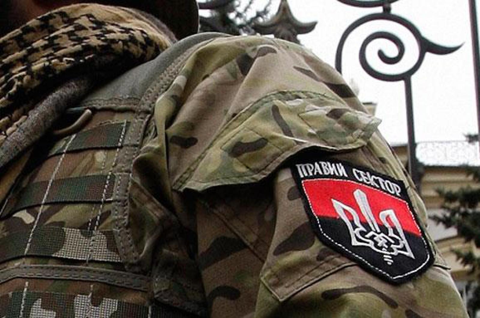 Боевики планируют разыграть нападение «Правого сектора» на поселок под Мариуполем
