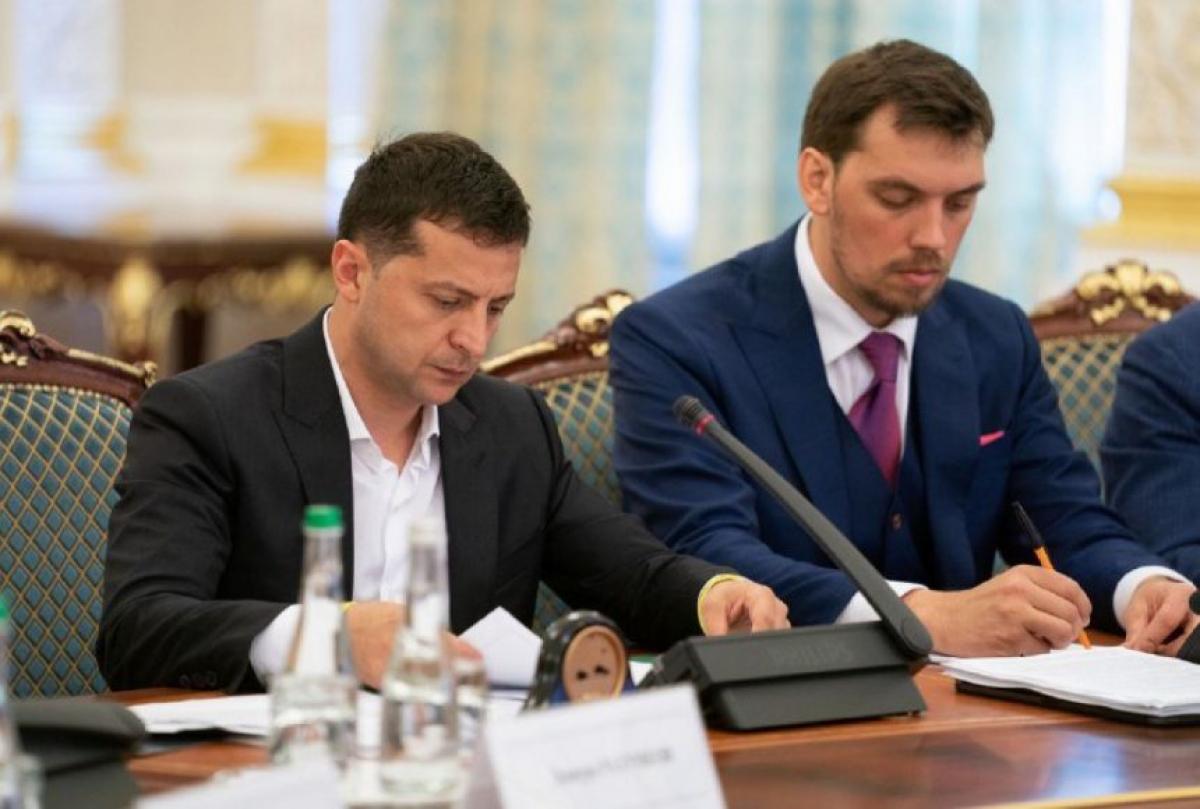 """Гончаренко: """"Между Зеленским и Гончаруком уже не будет нормальных отношений"""""""