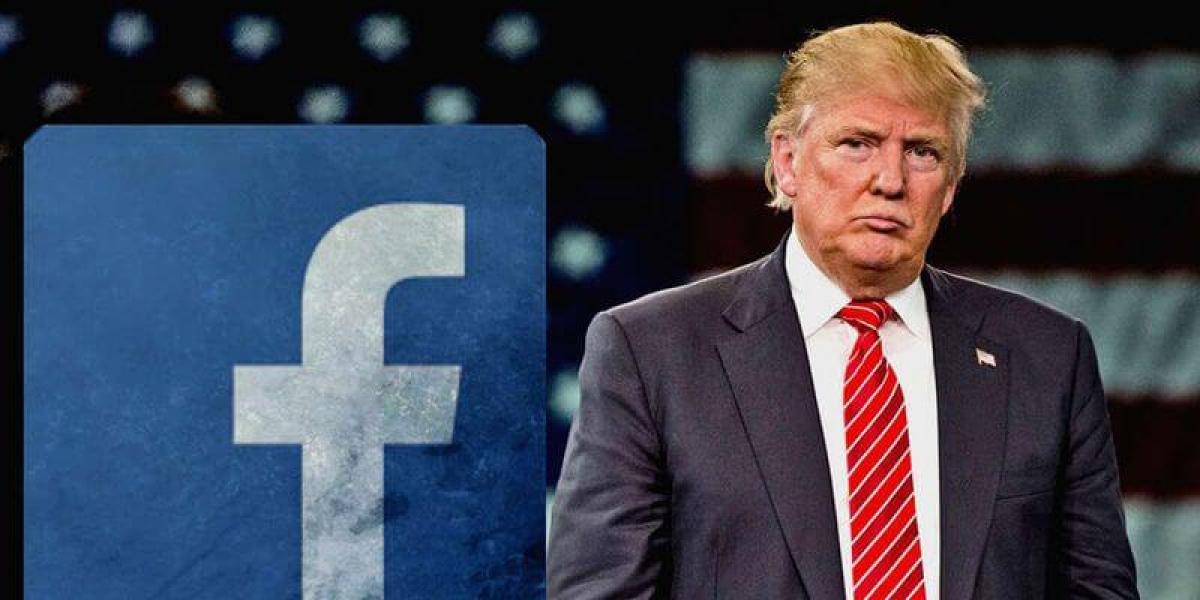 Facebook впервые удалил пост президента США Трампа за информацию о COVID-19