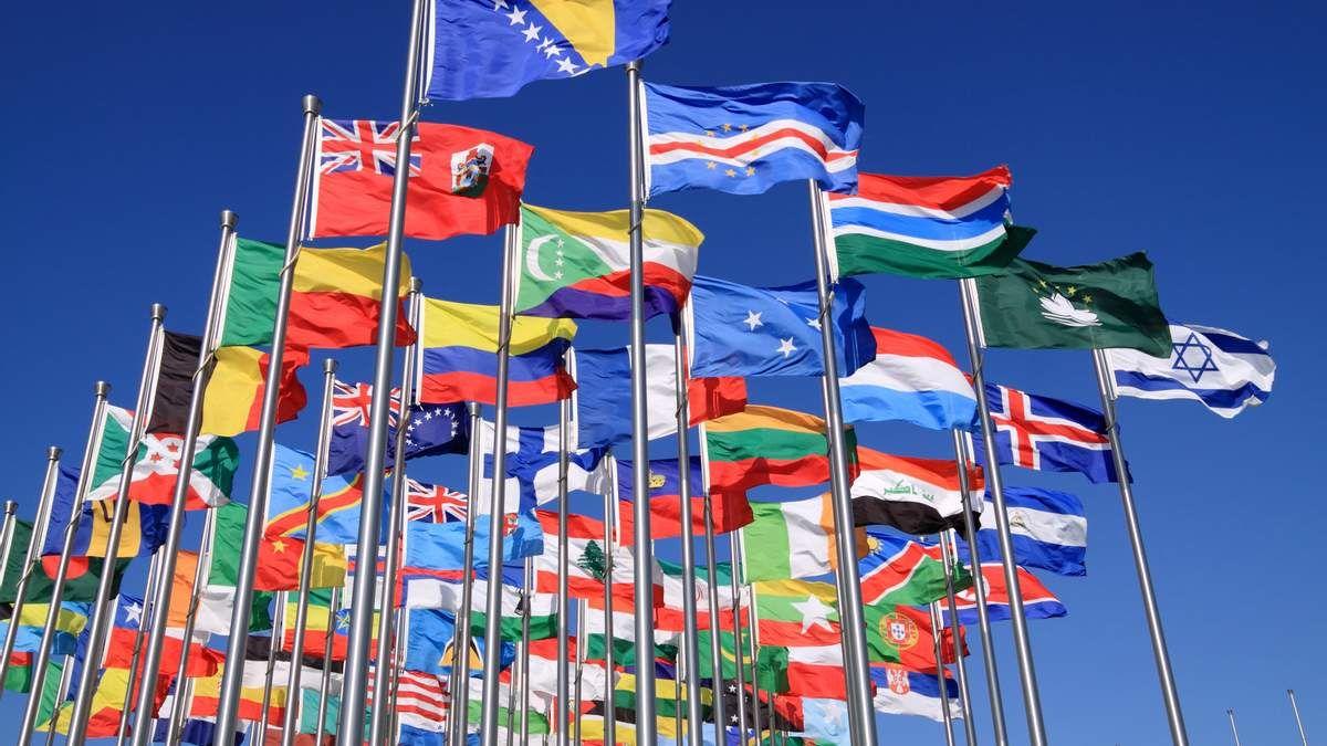 США - первые в списке: у Зеленского составили реестр дружественных к Украине стран