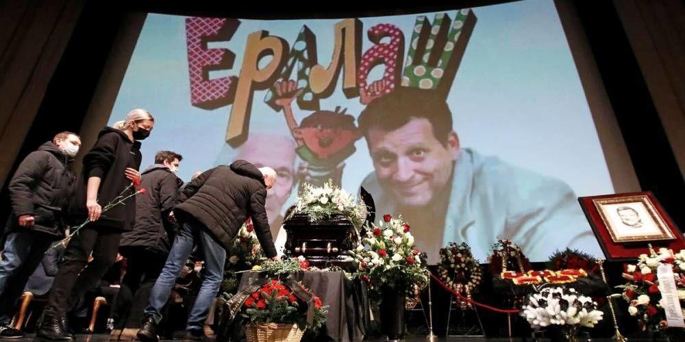 На похоронах Бориса Грачевского стало известно о его последнем слове перед комой