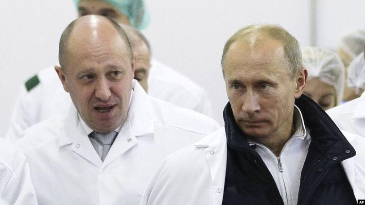 Россия, политика, путин, повар, пригожин, смерть, ЧВК вагнер, конго, африка, опровержение