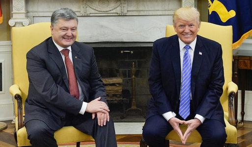 Кремль обливается горькими слезами: историческая встреча Порошенко и Трампа закончилась заверениями в дружбе и поддержке (кадры)
