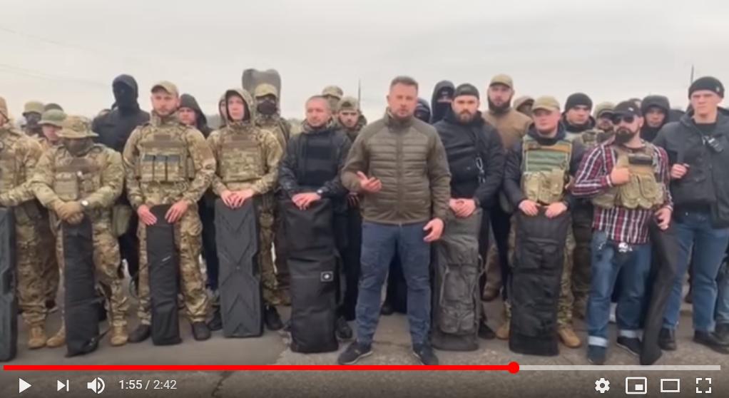 киев, вече, протест, украина, штайнмайер, капитуляция, донбасс Андрей Белецкий