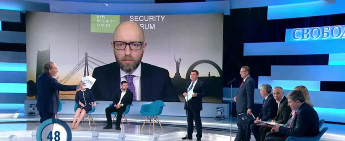 """Шуфрич повздорил с гостями Шустера из-за Марченко и Медведчука: """"Вы еще ответите!"""""""