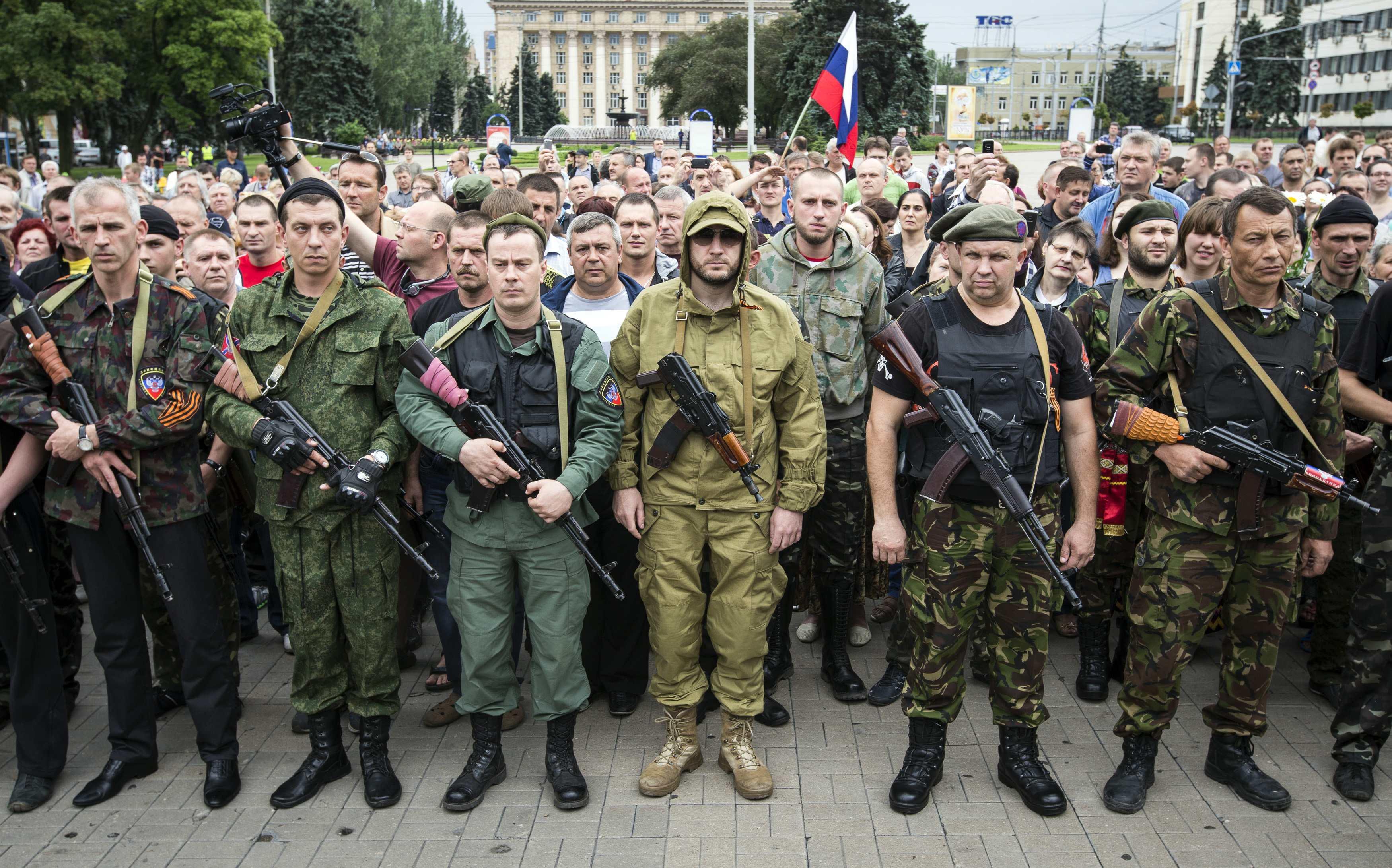 Украинцы хотят, чтобы Российскую Федерацию официально признали страной-оккупантом - результаты соцопроса