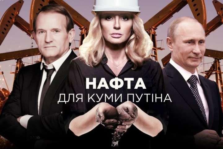 Путин хочет отнять имущество Медведчука и Марченко в Крыму?