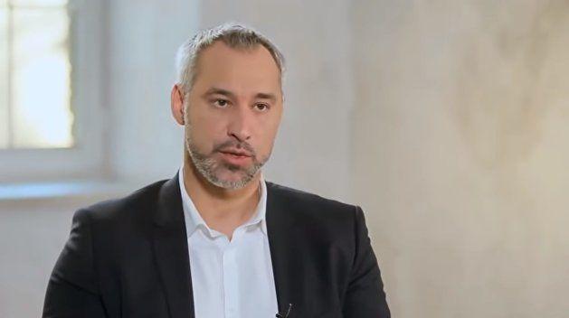 Рябошапка рассказал, кто стоит за его увольнением и увольнением Гончарука и Богдана