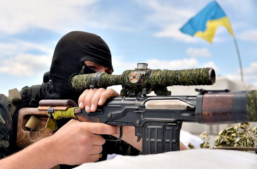 украина, война на донбассе, днр, бессонов наев, снайперы, всу, оос