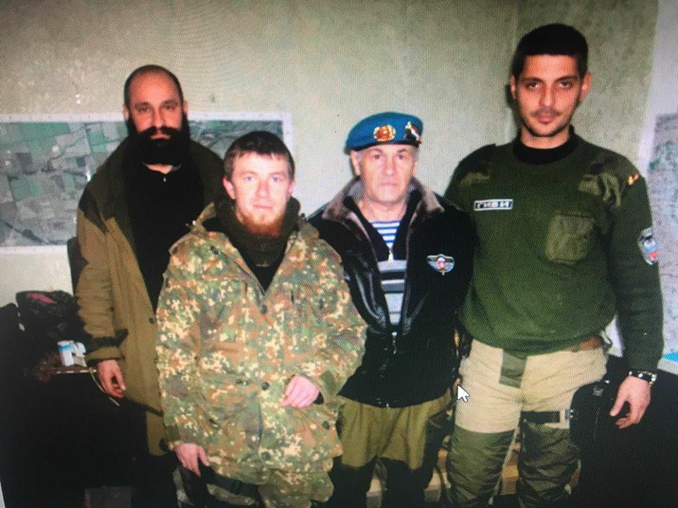 У задержанного полковника ВДВ РФ и инструктора боевиков Донбасса Гратова нашли видео обстрелов украинской территории, кадры из Донецкого аэропорта, Дебальцево и Иловайска