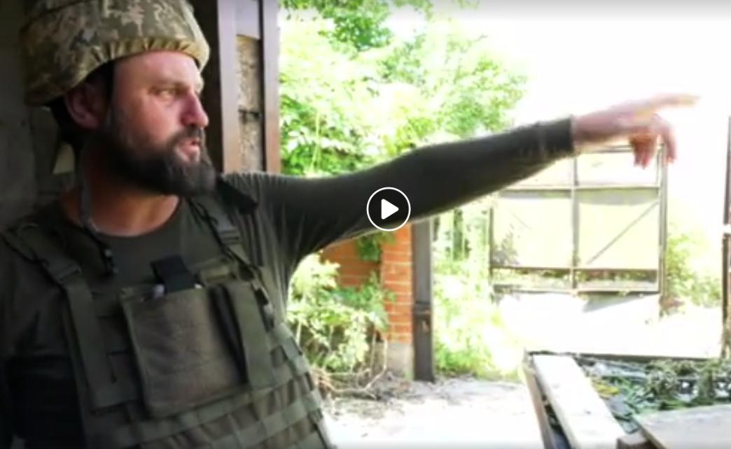 восток Украины, Донбасс, армия, ООС, ВСУ, продвижение, Донецк, марьинка