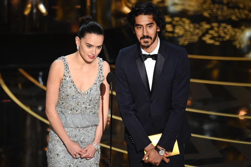 Часы засветившиеся на премии Оскар