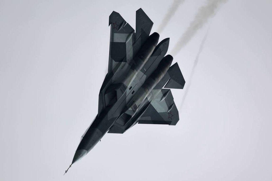 Россия впала в оружейное пике