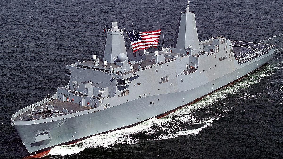 Украина должна ускоренно получить военные корабли США класса Cyclon: доклад Heritage Foundation
