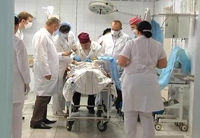 Последствия кошмарного боя под Авдеевкой: главврач госпиталя показал ужасающие снимки раненых украинских бойцов