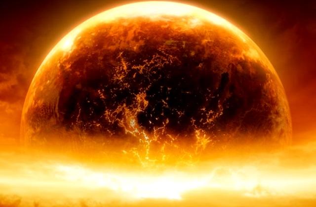 Нибиру перед концом света напомнила о себе: очевидцы массово показывают фото приближающейся планеты-убийцы