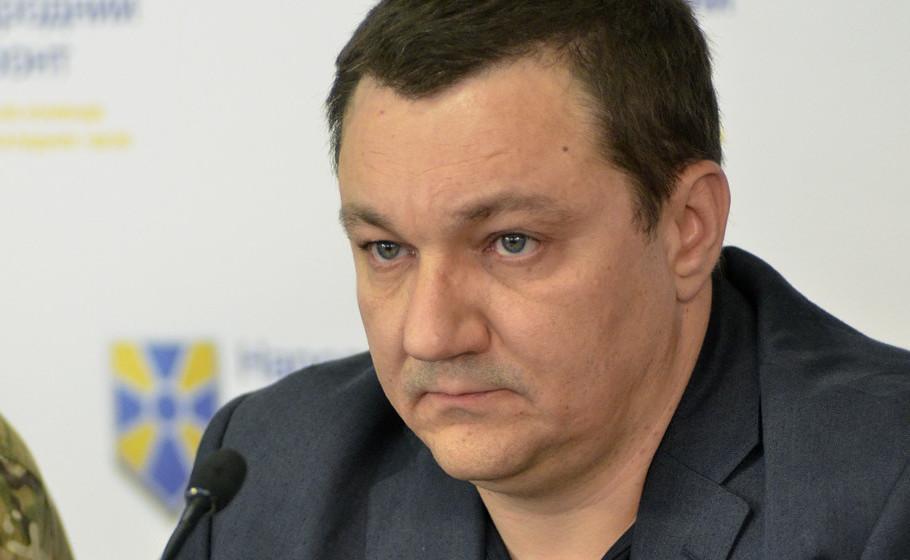 """""""Если забыть о Крыме, будет не мир - будет война"""", - Тымчук"""