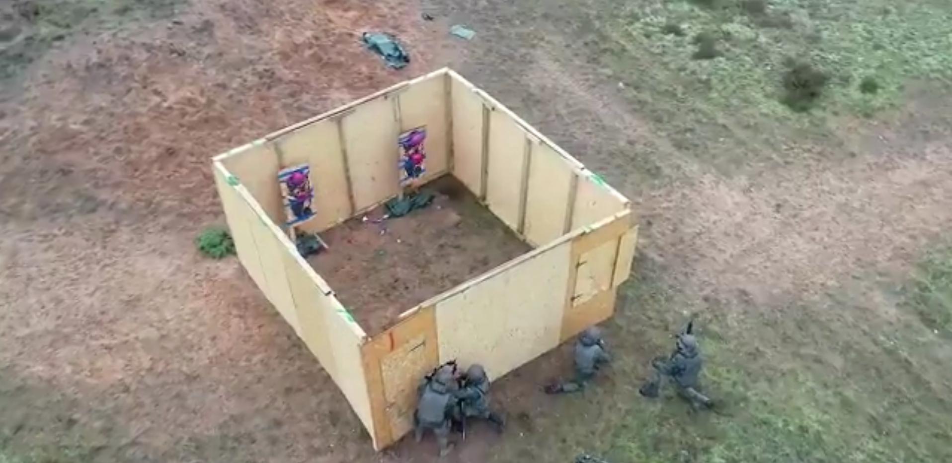 """Масштабные учения НАТО и Латвии """"Beast Crossbow"""": кадры маневров облетели Сеть"""